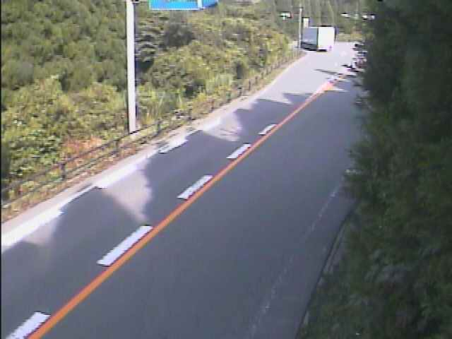 国道265号 高森峠(山都町側)・ライブカメラ