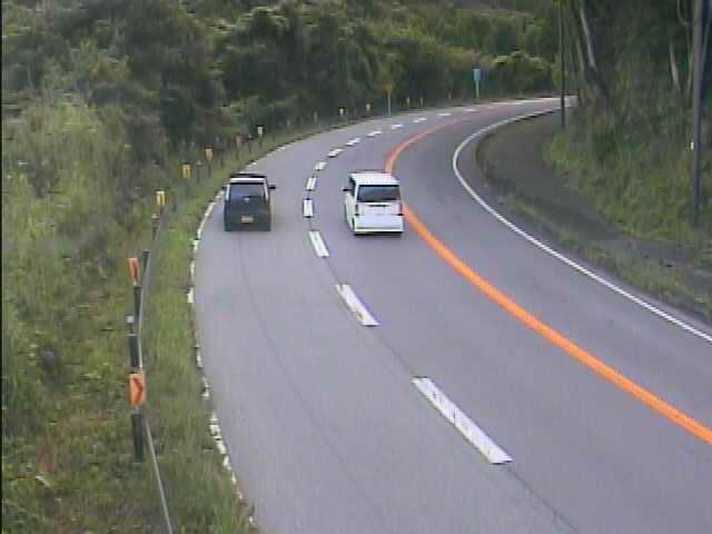 国道265号 高森峠3号トンネル・ライブカメラ