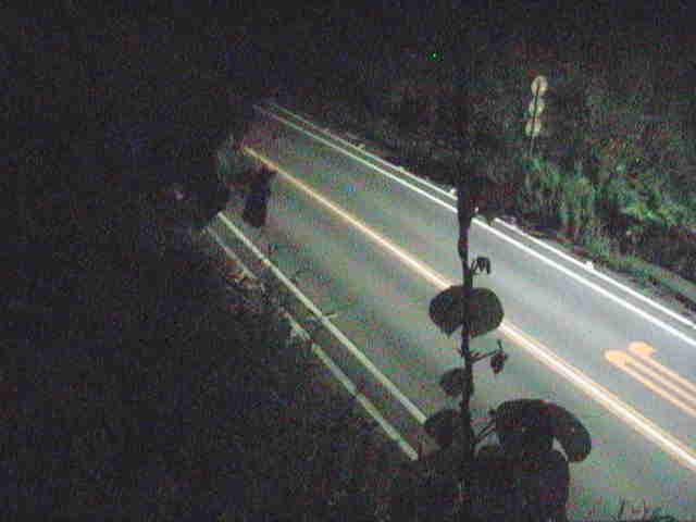 俵山バイパストンネル (南阿蘇村側)